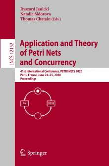 Application and Theory of Petri Nets and Concurrency, Buch