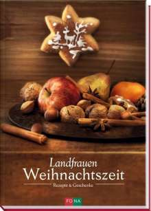 Marie-Helen Frey: Landfrauen-Weihnachtszeit, Buch