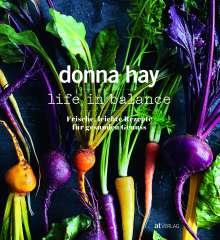 Donna Hay: life in balance, Buch