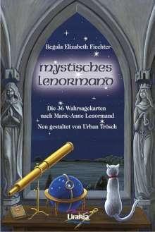 Regula Elizabeth Fiechter: Mystisches Lenormand - Set, Diverse