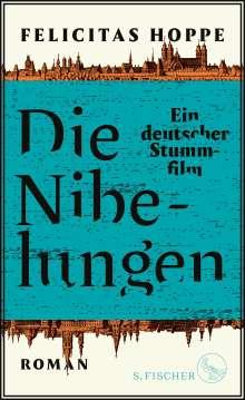 Felicitas Hoppe: Die Nibelungen, Buch