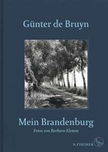 Günter de Bruyn: Mein Brandenburg, Buch