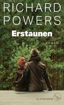 Richard Powers: Erstaunen, Buch