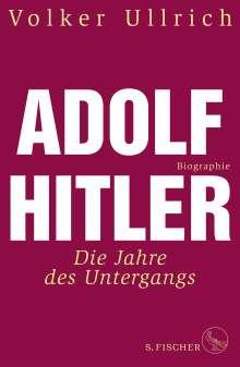 Volker Ullrich: Adolf Hitler, Buch
