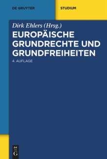 Europäische Grundrechte und Grundfreiheiten, Buch