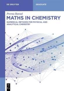 Prerna Bansal: Maths in Chemistry, Buch