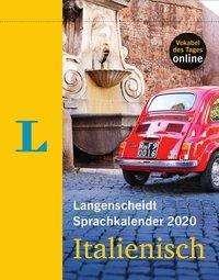 Langenscheidt Sprachkalender 2020 Italienisch - Abreißkalender, Diverse