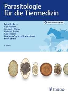Peter Deplazes: Parasitologie für die Tiermedizin, 1 Buch und 1 Diverse