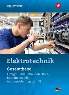 Michael Dzieia: Elektrotechnik Gesamtband. Schülerband, Buch