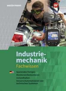Jürgen Kaese: Industriemechanik Fachwissen. Schülerband, Buch