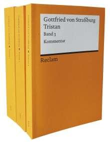 Gottfried von Straßburg: Tristan, Buch
