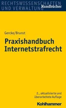 Marco Gercke: Praxishandbuch Internetstrafrecht, Buch