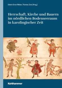 Herrschaft, Kirche und Bauern im nördlichen Bodenseeraum in karolingischer Zeit, Buch