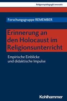 Anna Weber: Erinnerung an den Holocaust im Religionsunterricht, Buch