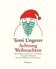 Achtung Weihnachten, Buch