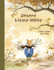 Céline Claire: Unsere kleine Höhle, Buch