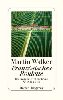 Martin Walker: Französisches Roulette, Buch