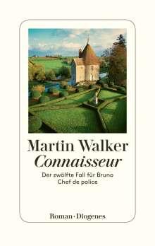 Martin Walker: Connaisseur, Buch