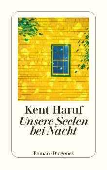 Kent Haruf (1943-2014): Unsere Seelen bei Nacht, Buch