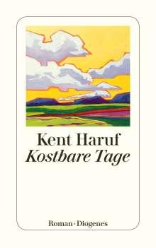 Kent Haruf (1943-2014): Kostbare Tage, Buch