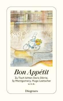 Autoren: Bon Appétit, Buch