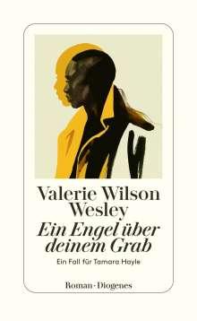 Valerie Wilson Wesley: Ein Engel über deinem Grab, Buch