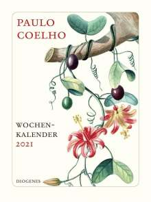 Paulo Coelho: Wochen-Kalender 2021, Diverse