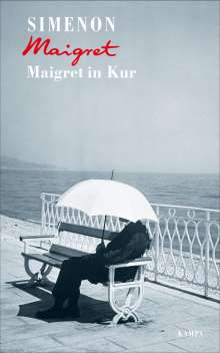 Georges Simenon: Maigret in Kur, Buch