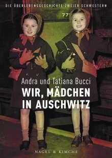 Andra Bucci: Wir, Kinder in Auschwitz, Buch