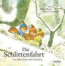 Rose Pflock: Die Schlittenfahrt, Buch