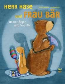 Christa Kempter: Herr Hase und Frau Bär: Immer Ärger mit Frau Bär, Buch