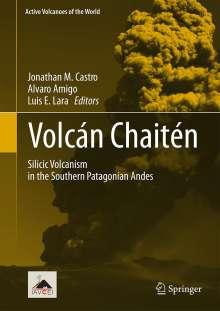 Volcán Chaitén, Buch