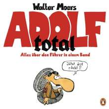 Walter Moers: Adolf total, Buch