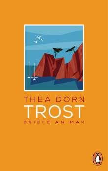 Thea Dorn: Trost, Buch