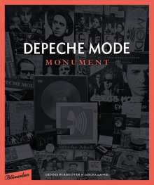 Depeche Mode : Monument, Buch