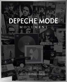 Dennis Burmeister: Depeche Mode : Monument, Buch