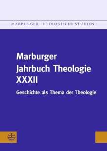 Marburger Jahrbuch Theologie XXXII, Buch