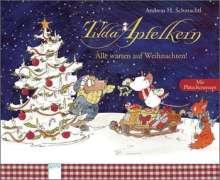 Andreas H. Schmachtl: Tilda Apfelkern. Alle warten auf Weihnachten!, Buch