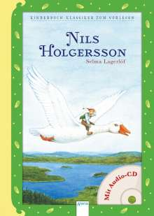 Selma Lagerlöf: Nils Holgerssons wunderbare Reise, Buch