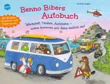 Christine Kugler: Benno Bibers Autobuch, Buch