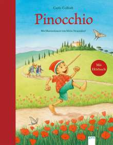 Carlo Collodi: Pinocchio, Buch