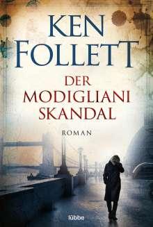 Ken Follett: Der Modigliani-Skandal, Buch