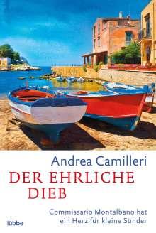 Andrea Camilleri (1925-2019): Der ehrliche Dieb, Buch