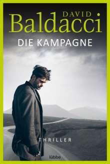David Baldacci (geb. 1960): Die Kampagne, Buch