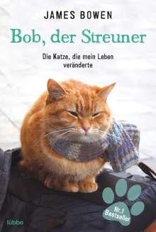 James Bowen: Bob, der Streuner, Buch