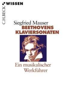 Siegfried Mauser: Beethovens Klaviersonaten, Buch