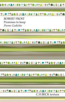 Robert Frost: Promises to keep, Buch