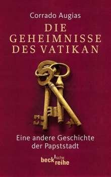 Corrado Augias: Die Geheimnisse des Vatikan, Buch
