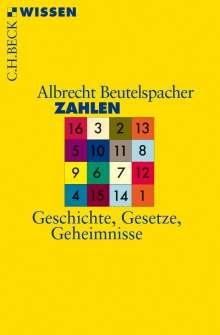 Albrecht Beutelspacher: Zahlen, Buch