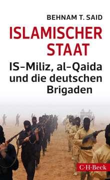 Behnam T. Said: Islamischer Staat, Buch